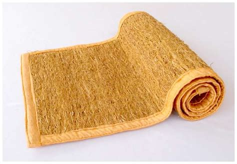 Khus Mats welcome to vetiver systems