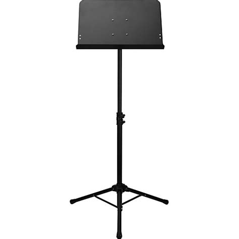 standoff music deluxe conductor music stand wwbw