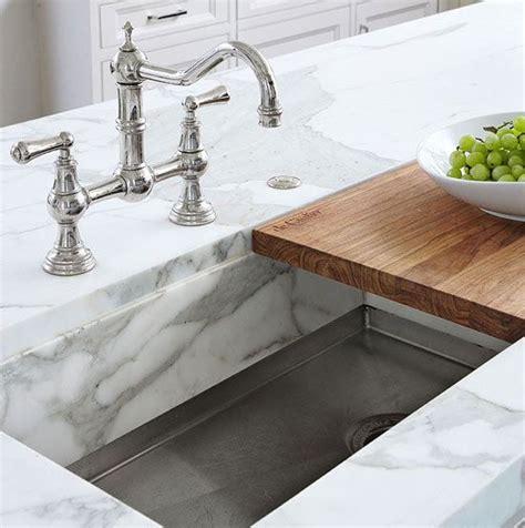 best 25 calcutta marble kitchen ideas on