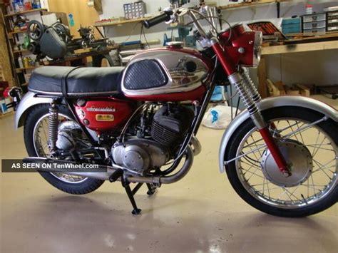 1966 suzuki x6 hustler