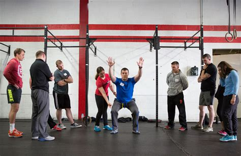 Fit Classes 5 by Crossfit Level 1 Certificate Course