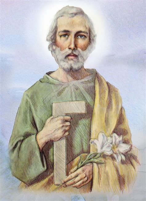 st joseph lead us to heaven