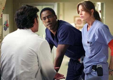 Isaiah Washington Seeks Counseling Treatment grey s anatomy seeking counseling today