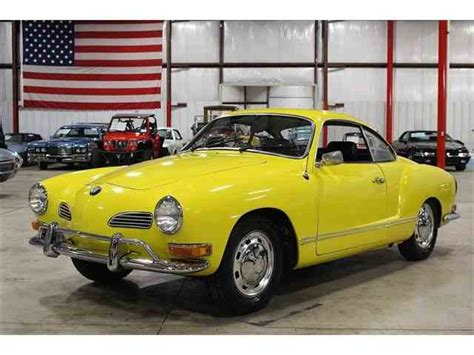 1971 karmann ghia volkswagen karmann ghia for sale on classiccars