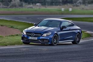 Mercedes C63 Amg Sedan Mercedes Amg C63 S Coupe Pricing And Specifications