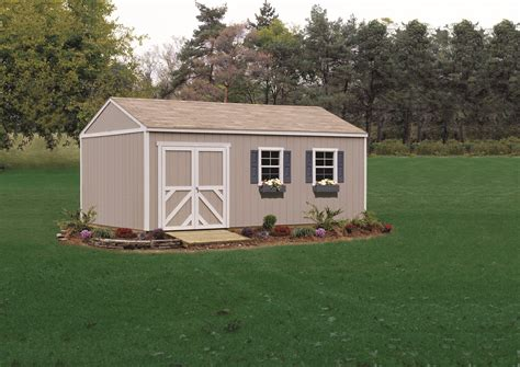 20 By 12 Shed by Handy Home Columbia 12 215 20 Shed