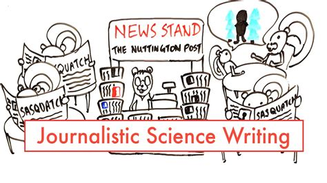 Writing Science journalistic science writing