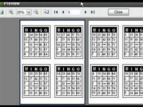 print bingo cards with loteria workshop youtube