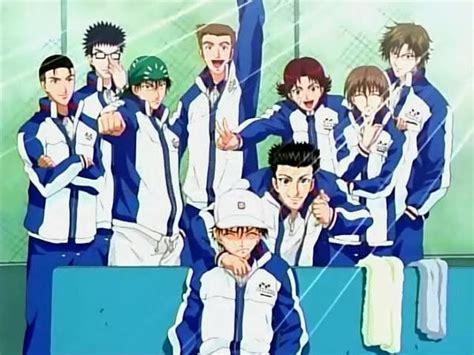 The Prince Of Tennis V 1 网球王子 图片 互动百科