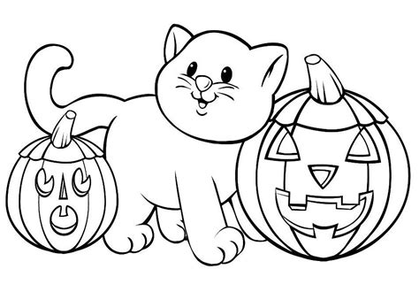 halloween coloring pages az coloring pages