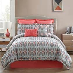 coral color comforter sets 25 best ideas about coral and grey bedding on