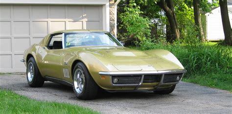 1969 corvette 427 435hp 15k original