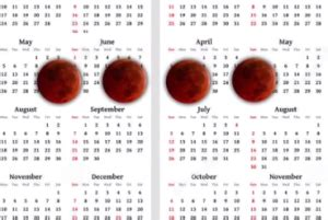 a tetrad of lunar eclipses, next one october 8   science