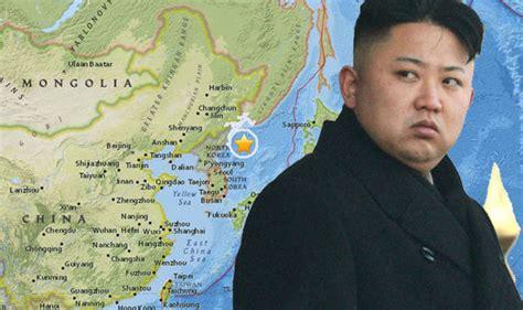 earthquake north korea north korea earthquake hermit state rocked by tremor
