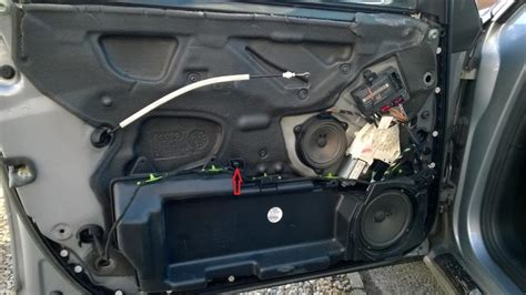 Reparaturanleitung Audi A6 4f by Service Manual How To Remove Door Trimford 2005 Audi A6