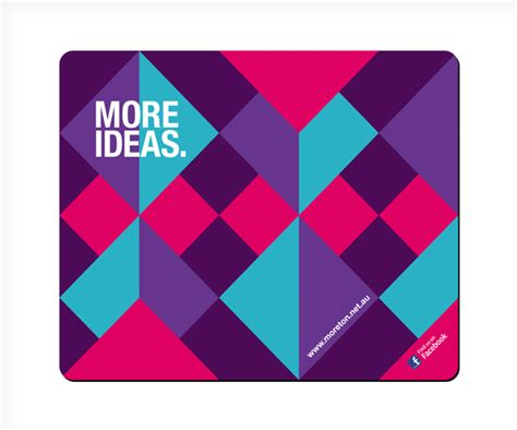 mouse pads more ideas on behance