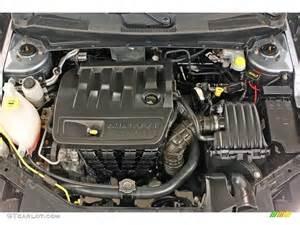 2 4 Dodge Engine 2008 Dodge Avenger Sxt 2 4 Liter Dohc 16 Valve Dual Vvt 4