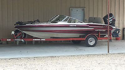 stratos fish and ski boat seats stratos fish and ski boat boats for sale