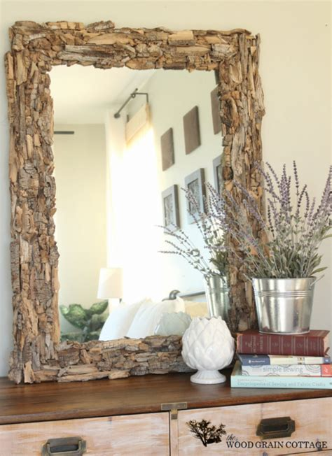 Diy Bathroom Mirror Frame Ideas by 12 Diy Inexpensive Home Decor Ideas Style Motivation