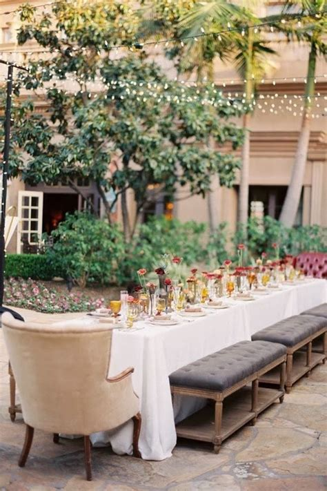 backyard cout party 1000 ideas about outdoor dinner parties on pinterest