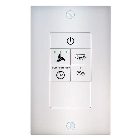 fan remote wall switch hton bay universal ceiling fan wireless wall