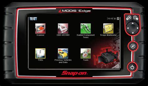 Modis Top new modis edge diagnostic platform from snap on