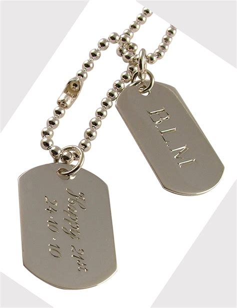 engraved id tags id tags engraved