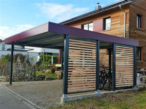 carport metall holz best 25 carport aus holz ideas on holz
