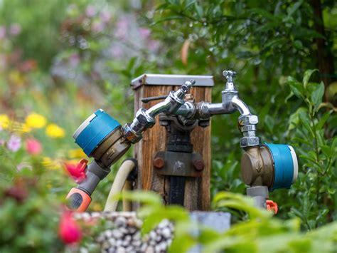 wasseranschluss im garten machen wasseranschluss im garten kaltwasserleitung bauen de