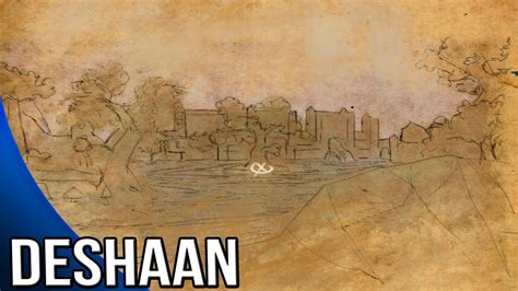 deshaan treasure map deshaan ce treasure map guide the elder scrolls