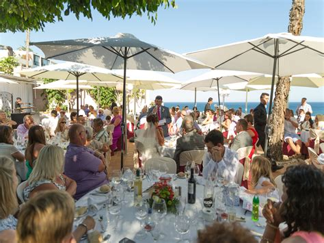 Wedding Blessing Nerja by Mar Wedding Venues In Nerja Spain