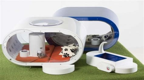 high tech dog house samsung made a 30 000 high tech dog house news geek com