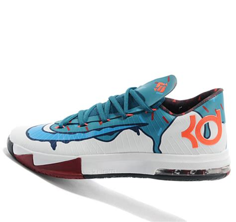 kevin durant basketball shoes nike kd6 milk color kevin durant basketball shoes lebron