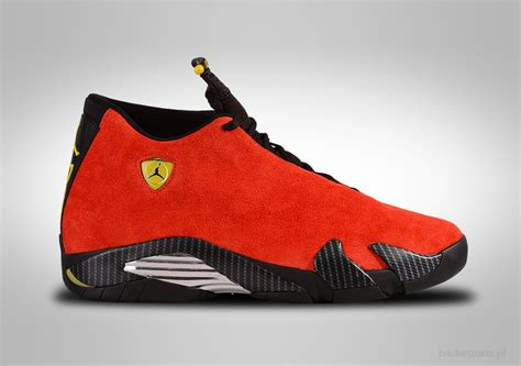 Jordan 14 Ferrari by Nike Air Jordan 14 Retro Ferrari Price 277 50