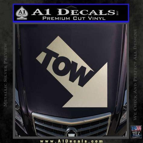 Stiker Jdm Towing Warna Biru tow point decal sticker jdm 187 a1 decals