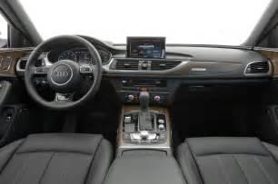 Audi A6 Interior 2016 Audi A6 30t Interior View Photo 14