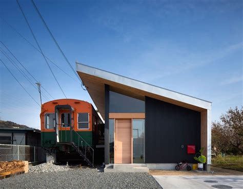 modernes japanisches haus modern japanese home creatively finds room in a
