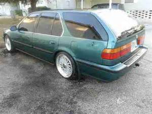find used 1992 honda accord ex wagon 5 door 2 2l in miami