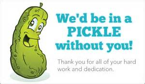 free in a pickle ecard email free personalized thank you cards