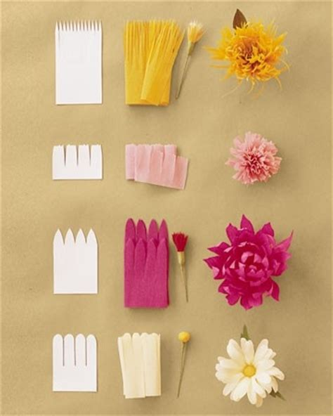 Flower Tutorials Paper - diy paper flower tutorial pictures photos and images for