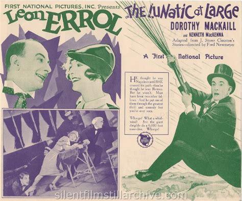 The Lunatic At Large lunatic at large 1927