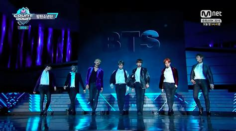 bts countdown watch bts got7 twice i o i monsta x and more perform