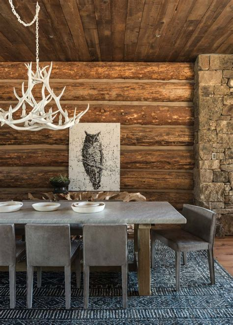 Home Decor Group | rustic chic mountain home in the rocky mountain foothills