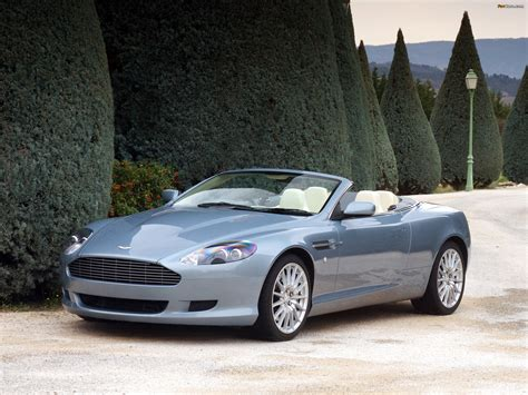2004 Aston Martin Db9 by Aston Martin Db9 Volante 2004 2008 Wallpapers 2048x1536