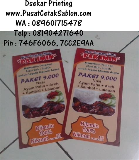 Kain Spunbond Jombang cetak brosur leaflet di kutai kertanegara pusat cetak