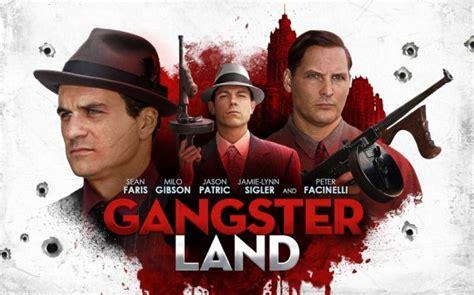 gangster film new gangster land teaser trailer