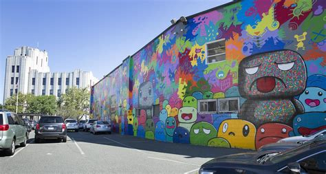 Wall Map Murals take a look at 15 new murals splashed on downtown lynn s