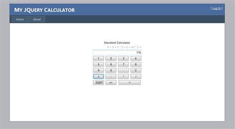calculator jquery jquery calculator net gene
