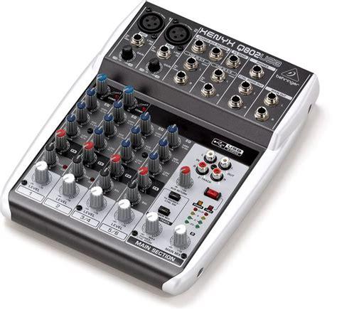 Katalog Mixer Audio behringer xenyx q802 usb musikhaus thomann