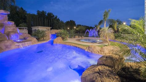 Elaborate Backyard Pools The Top Luxury Home Customizations That Bring